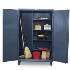 Ultra-Capacity Housekeeping and Wardrobe Cabinets
