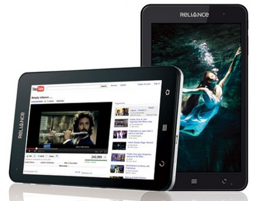 Reliance 3G Tablet