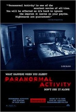 Is The Movie Paranormal Activity Real?