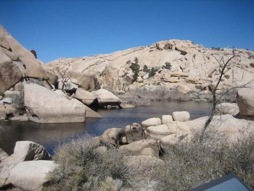 Baker's Dam