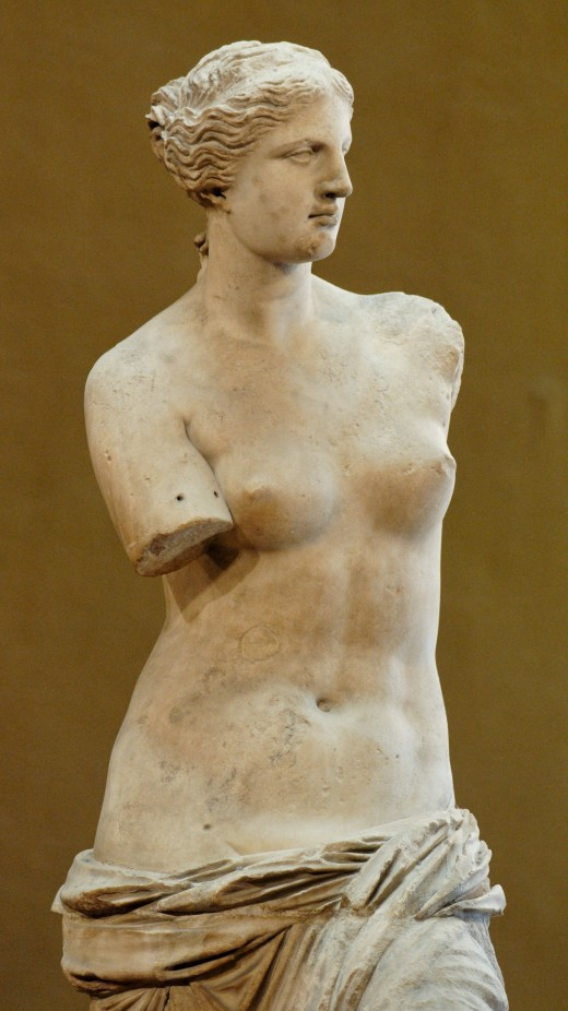 Venus de Milo - an ancient Greek sculpture at display in the Louvre Museum in Paris is a classic example of how a classic has stood the test of time