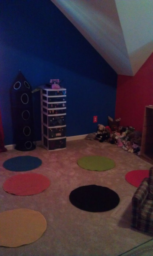 Other side of the play room.