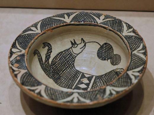 14th Century Italian Ceramic