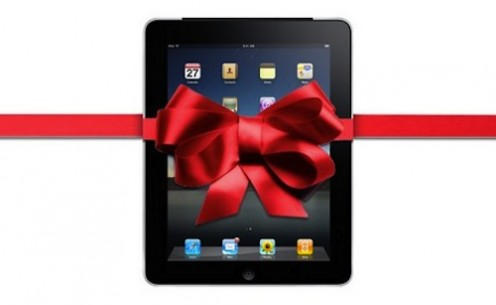 iPad 2 Makes a Great Christmas Gift