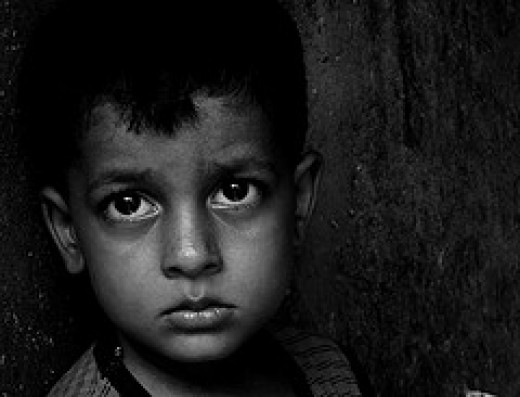 Child from K@IS@R...... Source: flickr.com