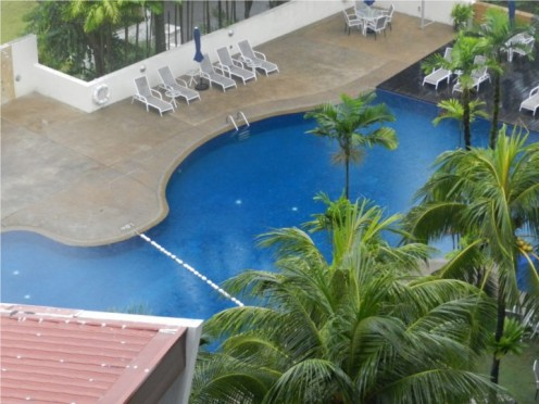 Hydro Hotel Penang Swimming Pool