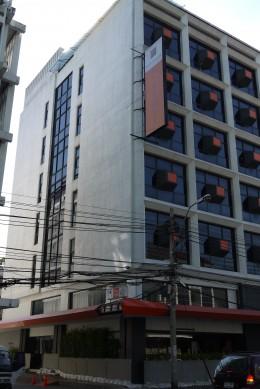 The Miramar Hotel - 777 Mahachai Road near Bangkok's Chinatown
