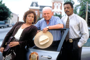 In The Heat of the Night star Carrol O'Conner and other cast members