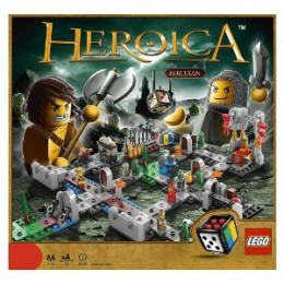 LEGO HEROICA Castle Fortaan Game