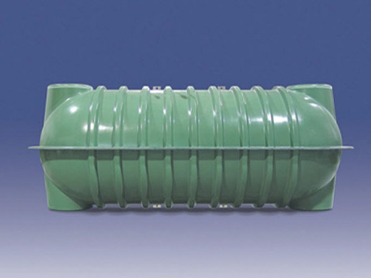 Injection Molded Tank