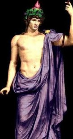 Dionysus, Greek God of Wine, Ecstacy and Love