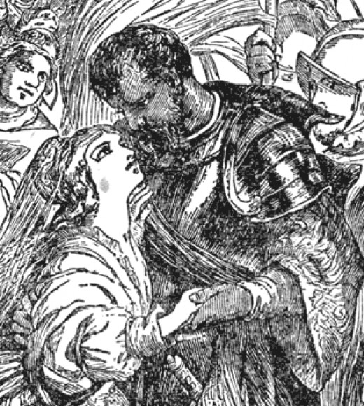Othello and Desdomana