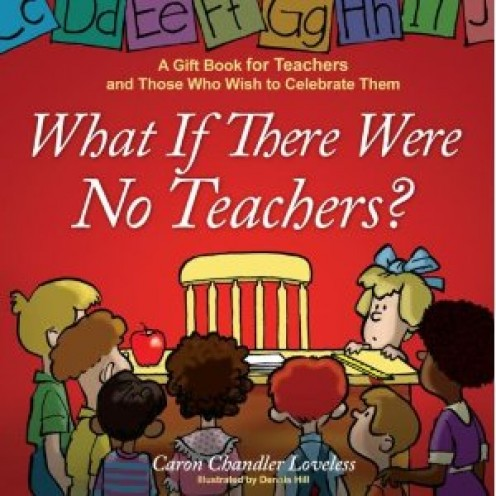 A book that imagines a world without teachers.