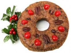 Nutty as a Fruitcake!