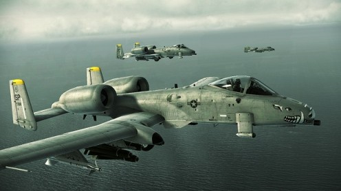 DLC Skin for A-10