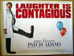 Review of the film Patch Adams and what it can teach us about Pastoral Care