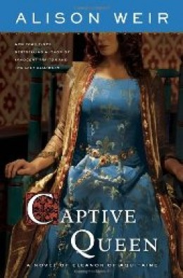 Alison Weir's book Captive Queen chronicles   Eleanor's marriage to Henry II.