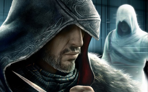 Assassins Creed - A historical & futuristic, action based game.