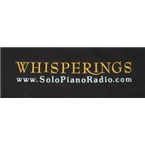 Whisperings Logo with URL