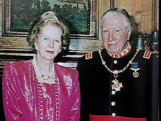 Pinochet: An Inspiration and Friend