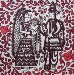 a folk art