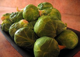 The Humble Brussels Sprouts - Delicious in an Indian recipe