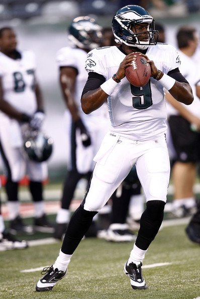 Vince Young has been a decent fill in for the injured Michael Vick.