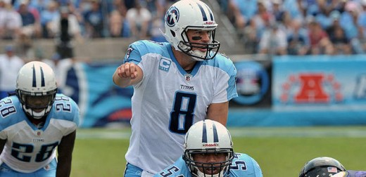 Matt Hasselbeck will lead the Titans against the Bills this Sunday and try to keep their playoff hopes alive.