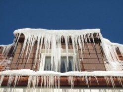 Icicles and Snowflakes:  Winter is Here!