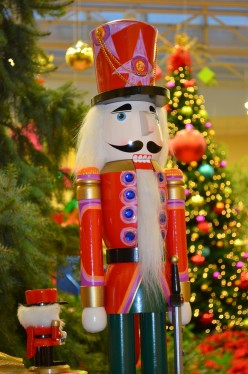 Nutcrackers at Christmas - A Small Gallery of Different Nutcrackers