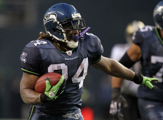 Marshawn Lynch has been extremely effective in the past four weeks