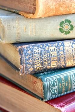Books are the foundation of language arts.