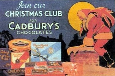 Chocolate and Christmas - How well they go together!