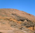 Tenerife has a Yellow Mountain by Amarilla Bay