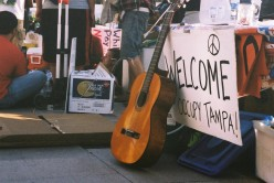 "Visiting ""Occupy Tampa"""