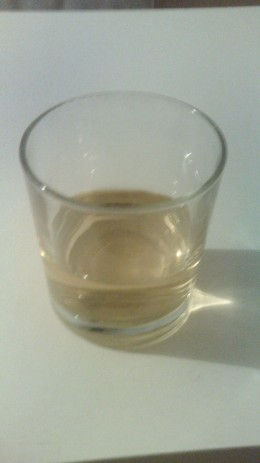 A simple Auchentoshan Whisky Hot Toddy