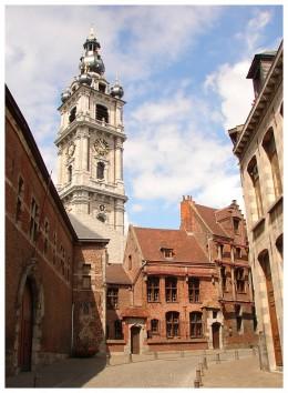 Mons belfry