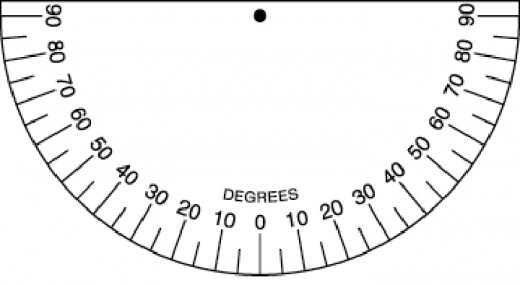 Simple Protractor Print Out – images free download