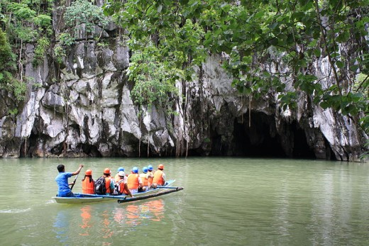 Entrance to the Puerto Princesa Underground River