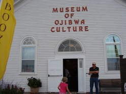 Museum of Ojibwa Culture:  A Photo Gallery