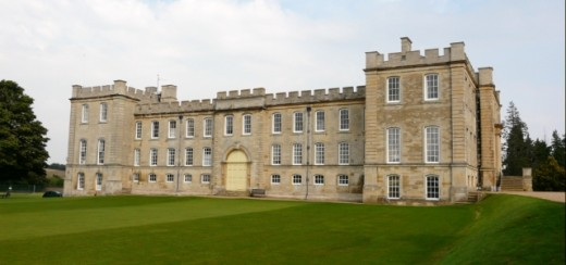 Modern Day Kimbolton Castle