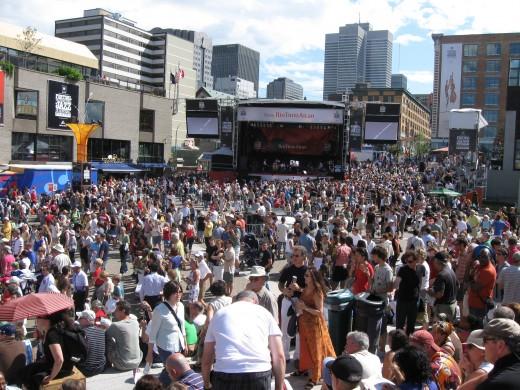 Montreal Jazzfest 2009
