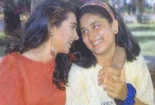 Kareena Kapoor with Sister Karishma Kapoor