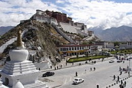 If Dalai Lama returns to this Potala Palace with honour, it will be very nice.