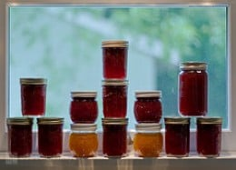 Jams and jellies are a lot easier to make than you think!