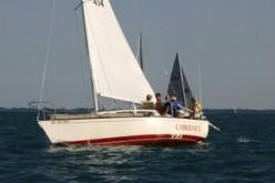 Grosse Pointe Farms Boat Club Race #4 6/21/07    deedsphotos