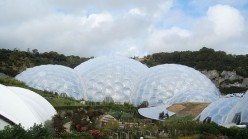 Visiting Cornwall in the UK: The Eden Project