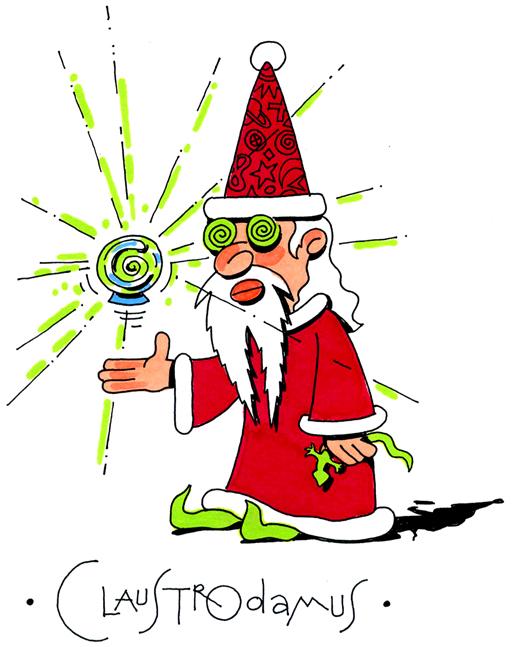 Little-Known Santa No. 21