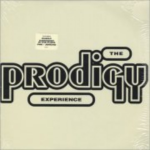 The original album cover for Experience by The Prodigy.