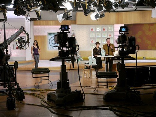 QVC's not just for show.